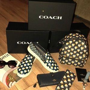 Coach Bags - Coach 4 pc set